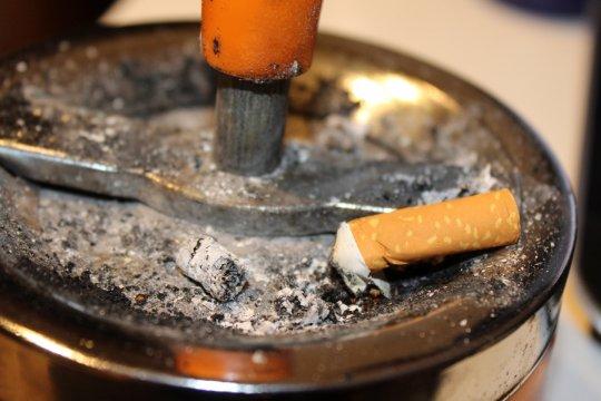 blog - roken, een vreemde verslaving
