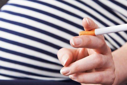 Roken tijdens zwangerschap