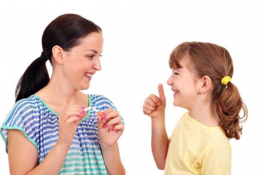 Roken in de buurt van kinderen - Stichting Stop Bewust