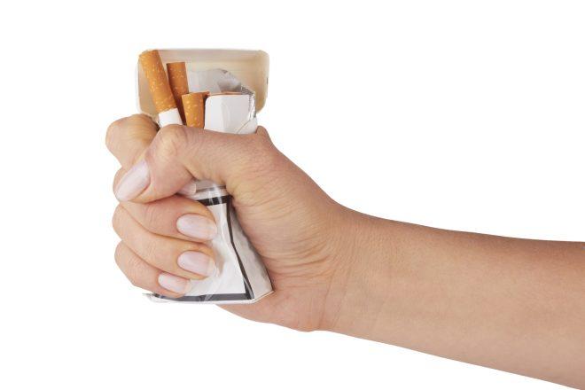 Prijsverhoging sigaretten per 1 april 2020