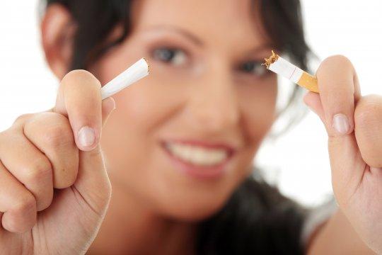 Stoppen met roken eerste week