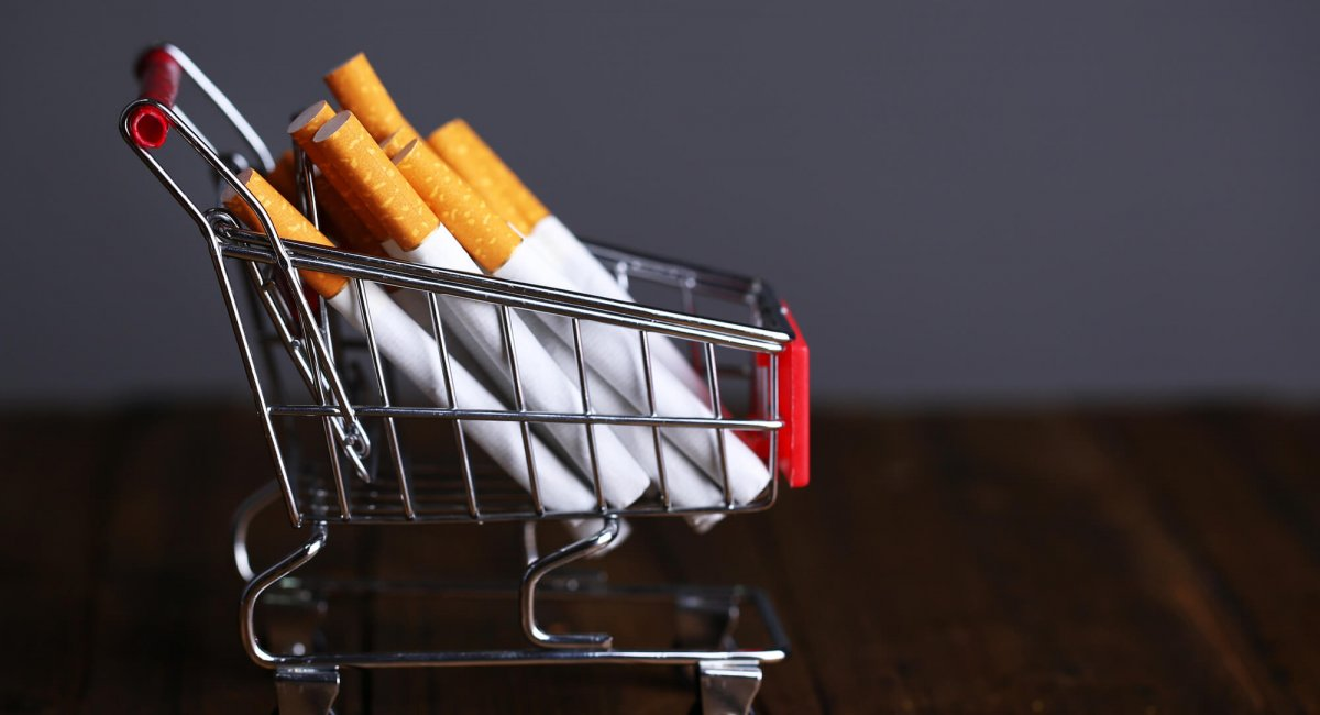 Verbod verkoop sigaretten in supermarkten