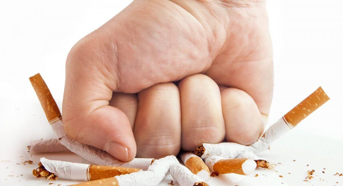 Stoppen met roken fases