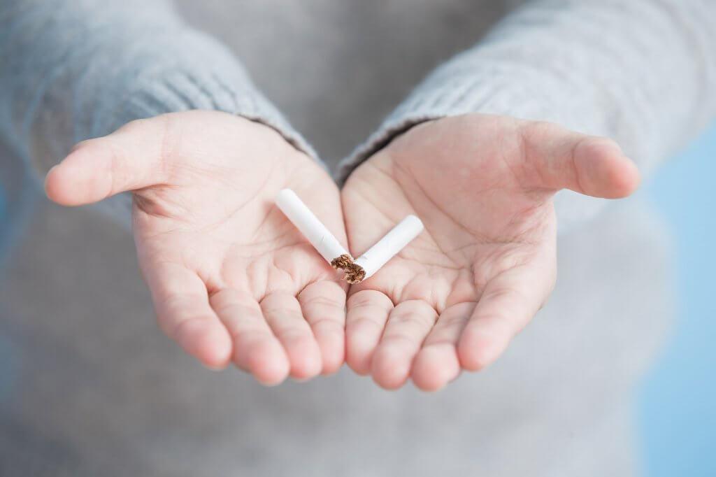 Aantal rokers gedaald in 2020